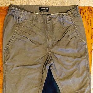 Grey size 30 Trukfit Pants